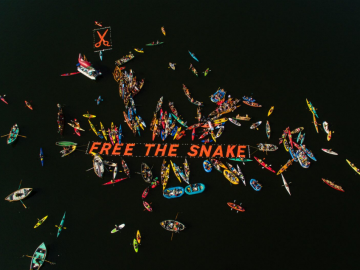 Free the Snake | Photo: Ben Moon / Whitney Hassett