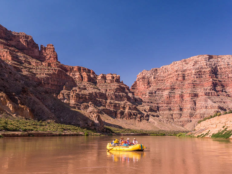 Best of the West: Cataract Canyon rating trip