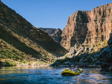 Grand Canyon National Park whitewater rafting