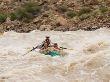 Rapid Musings: The Big Drops in Cataract Canyon