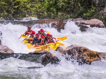 The Insider's Guide to Whitewater Rafting in California   Tuolumne River Rafting
