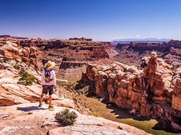 9 National Park Views That are Worth the Effort | Doll House, Canyonlands National Park
