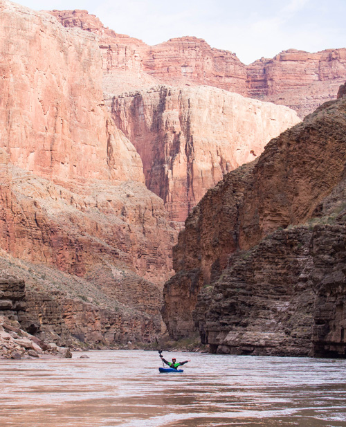 Paddling the John Wesley Powell Route