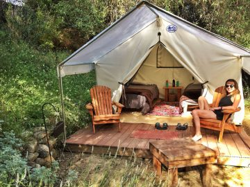 The Perfect 48-Hour California Gold Country Camping Adventure
