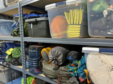 The Urban Adventurers Guide to Storing Gear