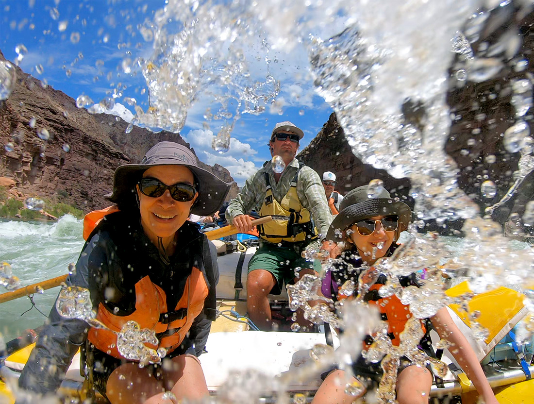 Grand Canyon Rafting Trips & Grand Canyon Dories